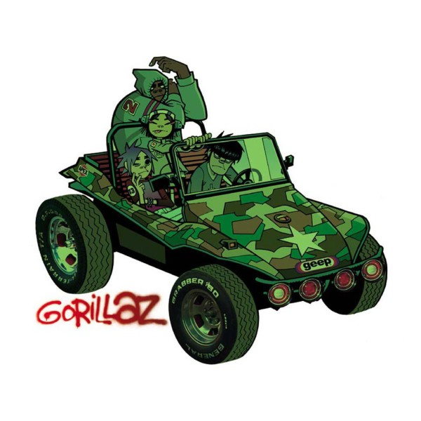 Gorillaz – Gorillaz Vinyl Record