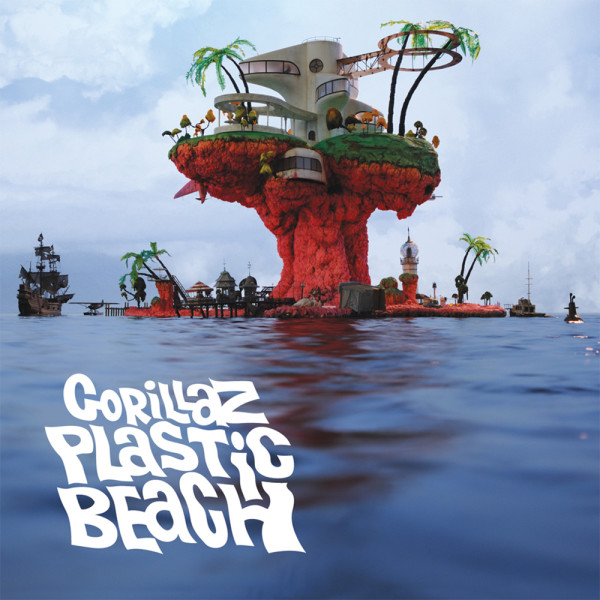 Gorrilaz Plastic Beach