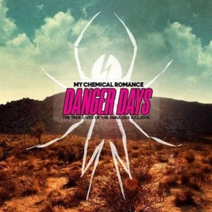 My Chemical Romance Danger Days Vinyl LP Record