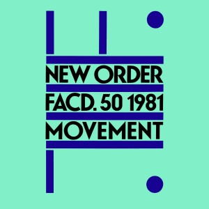 New Order - Movement Vinyl Record