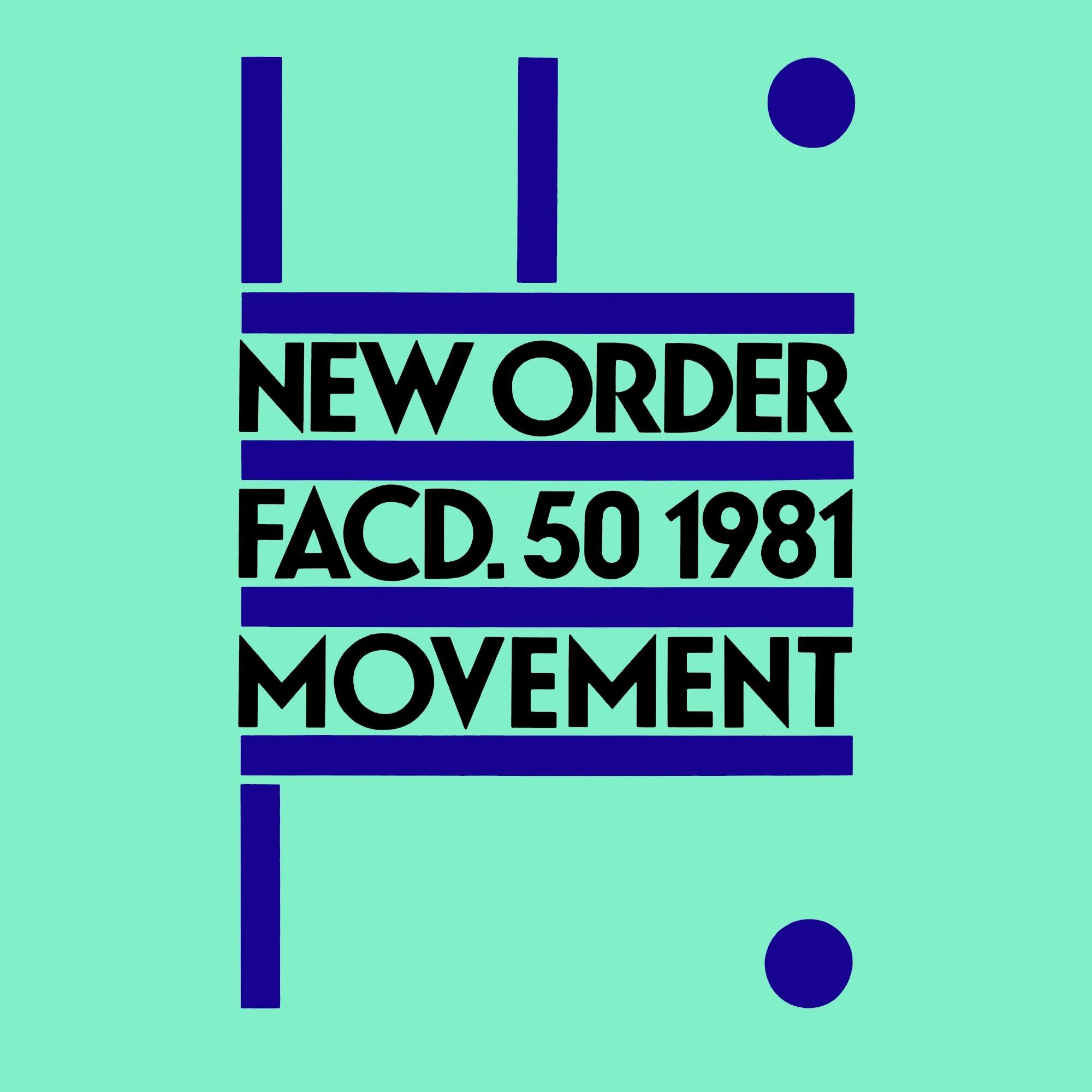 New Order - Movement Vinyl Record
