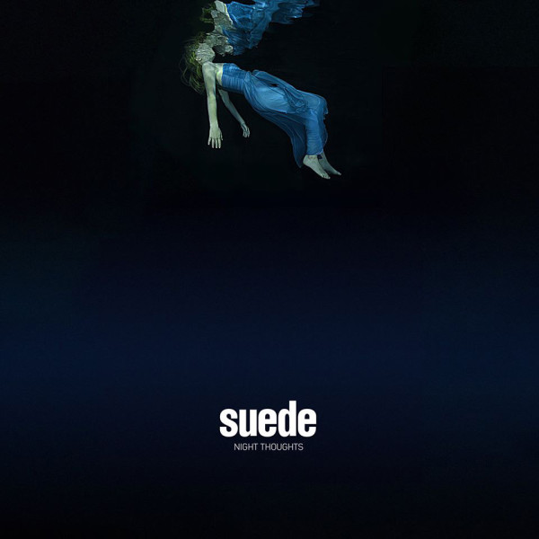Suede Night Thoughts LP Vinyl Record