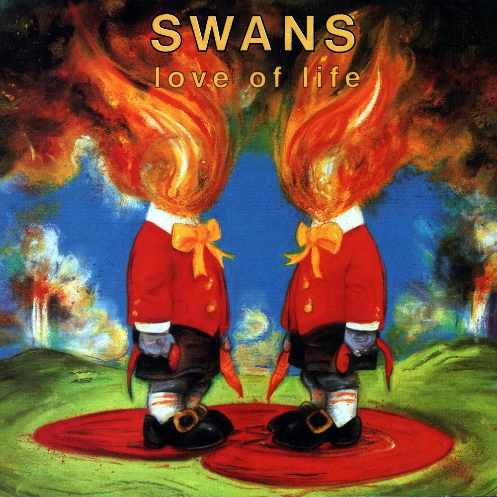 Swans - Love of Life Vinyl Record Cork Ireland
