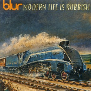 Blur Modern Life Vinyl Record Cork Ireland