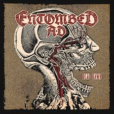 Entombed Dead Dawn Vinyl Record Cork