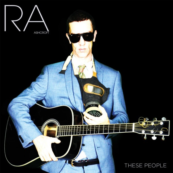 Richard Ashcroft – These People Cork Ireland Vinyl Record