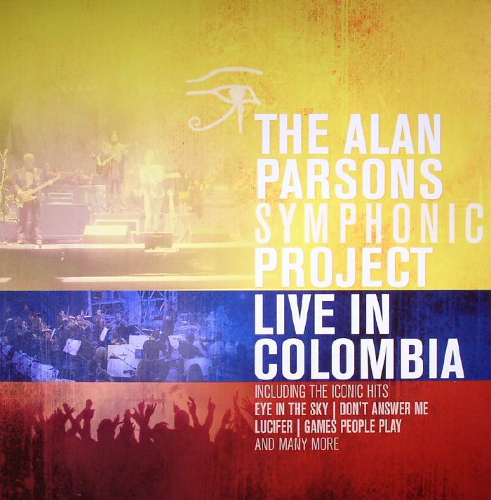 The Alan Parsons Symphonic Project Live In Colombia