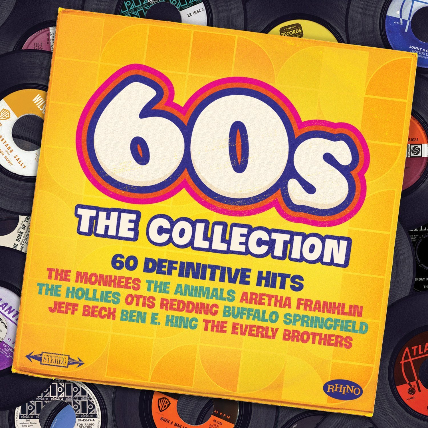 60s The Collection 3cd Musiczone Vinyl Records