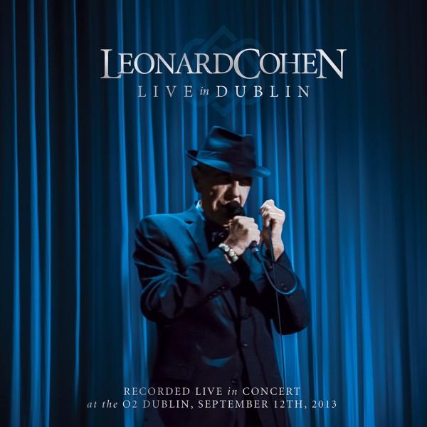 Leonard Cohen Dublin 3cddvd