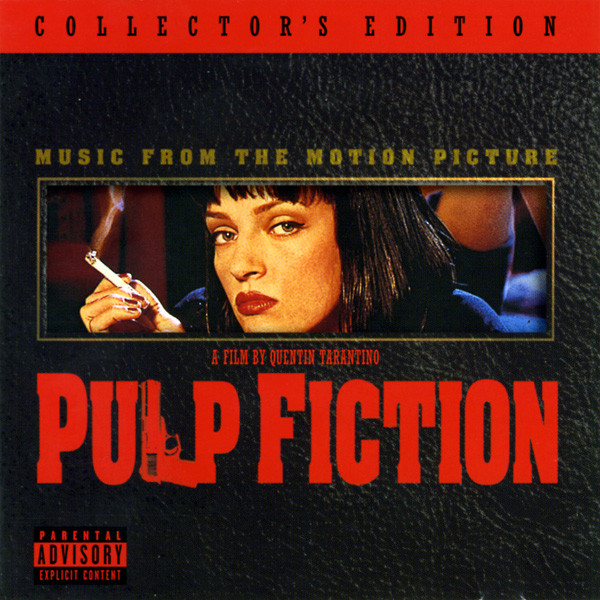 Pulp Fiction – Music From The Original Motion Picture (CD)
