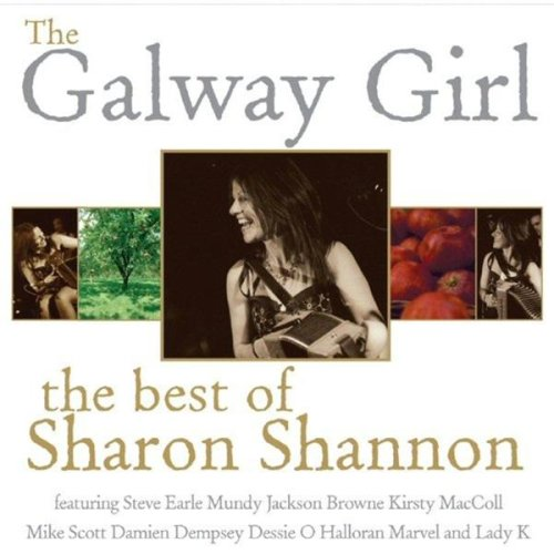 Sharon Shannon – The Galway Girl  The Best Of (CD)