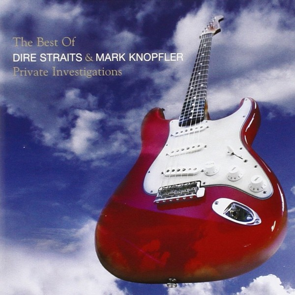 Single CD version Dire Straits – Private Investigations 2cd The Very Best Of