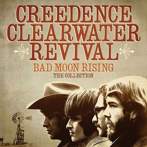 Creedence Clearwater Revival – Bad Moon Rising The Collection