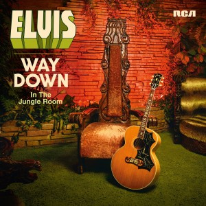 Elvis  Jungle Room LP