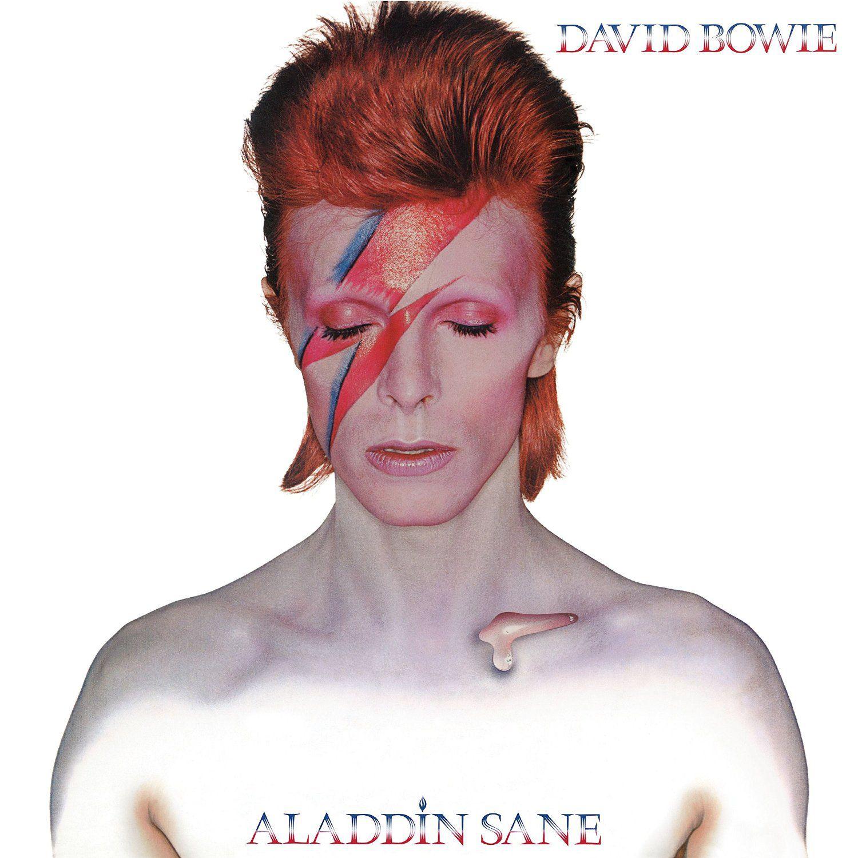 David Bowie Aladdin Sane Cd Musiczone Vinyl