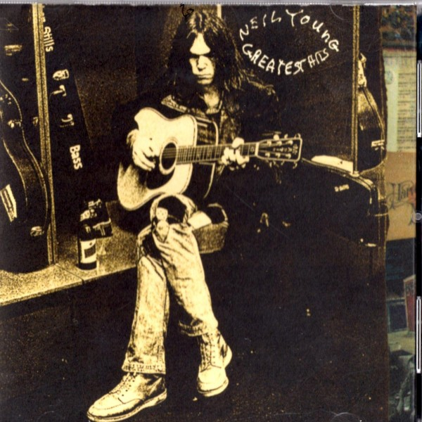 Neil Young Greatest Hits Cd Musiczone Vinyl