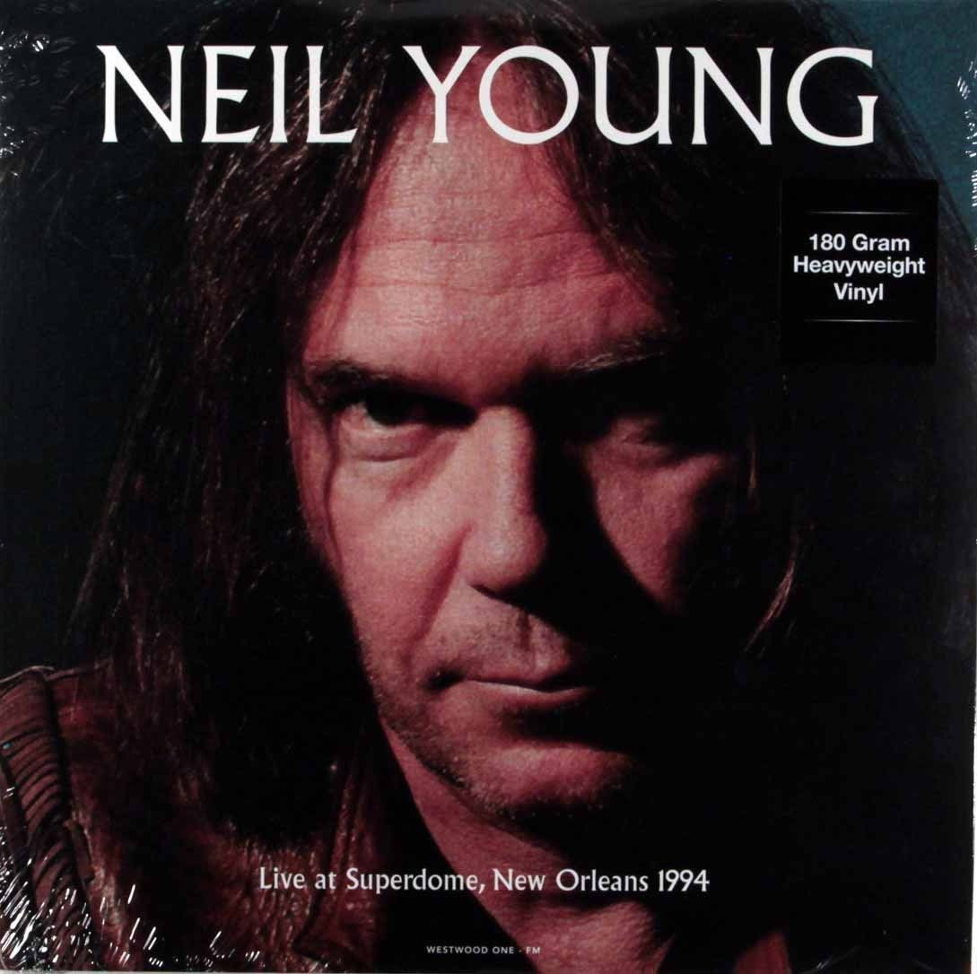 Neil Young Live At Superdome New Orleans 1994