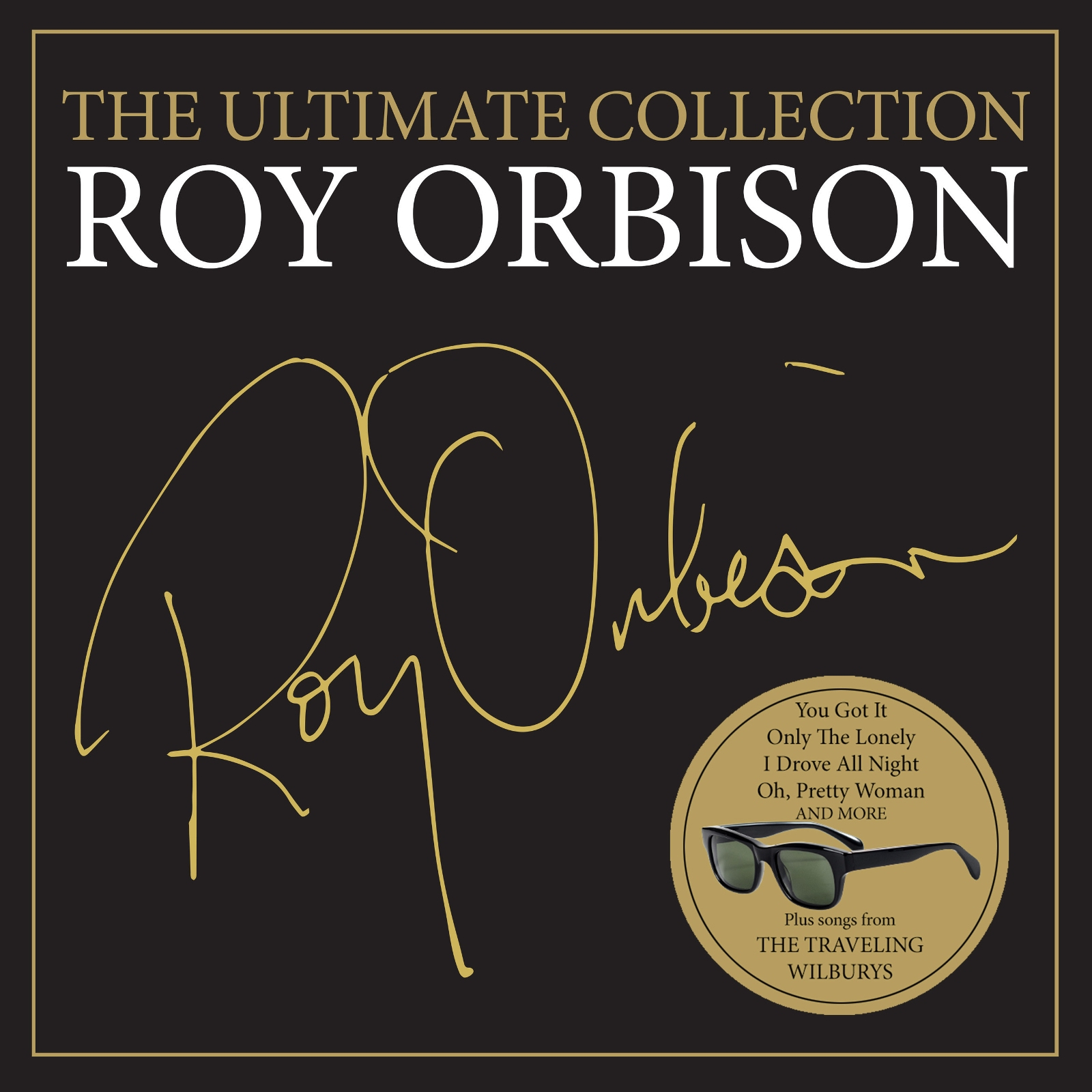 Roy Orbison The Ultimate Collection Cd Musiczone