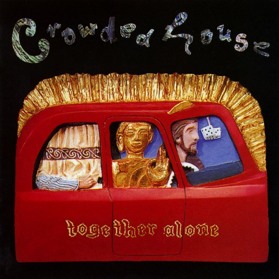 Crowded house together alone musiczone vinyl records for House music albums