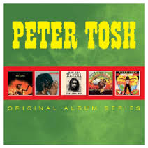peter tosh series cd