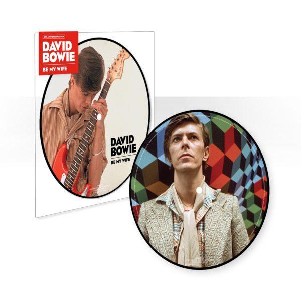 "David Bowie 7"""