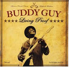 Buddy Guy living