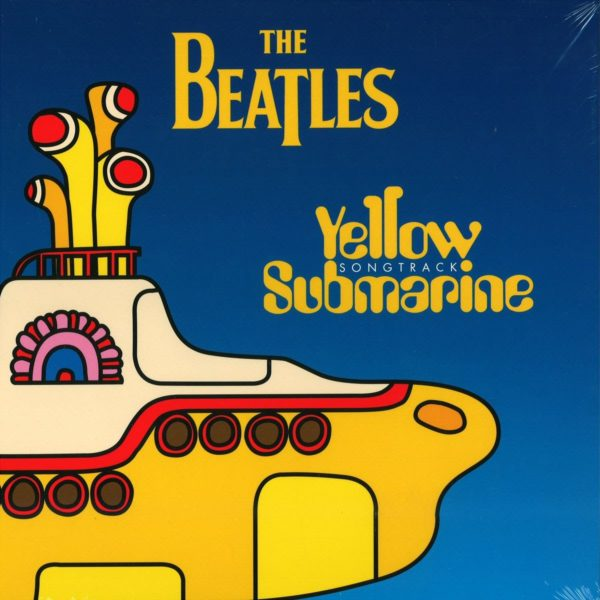 beatles yellow