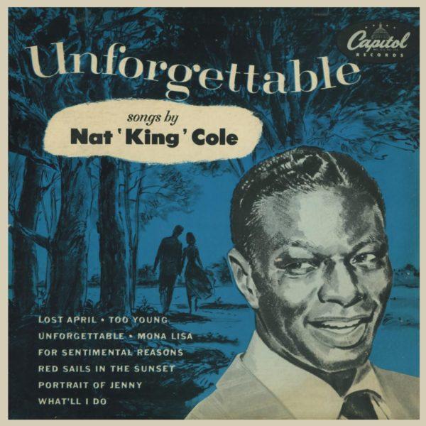 nat king cole unforgettanl