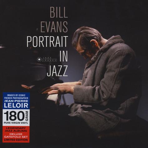 bill evans portrait