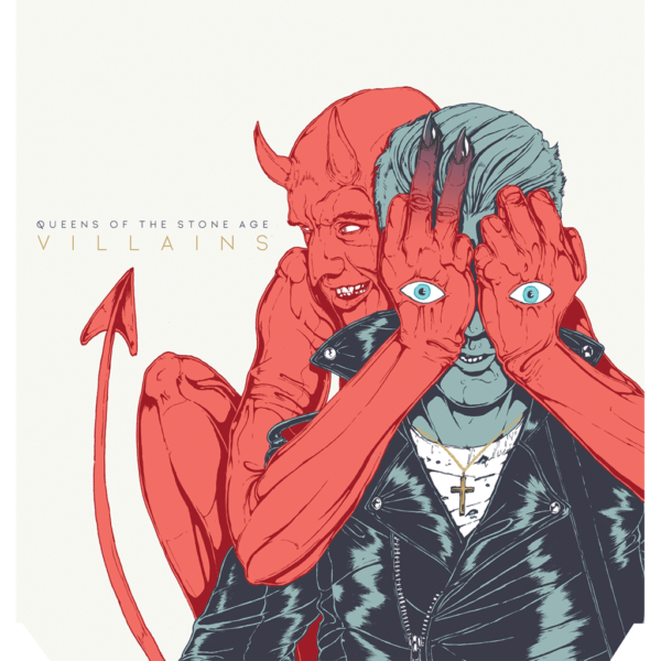 qotsa villains cd