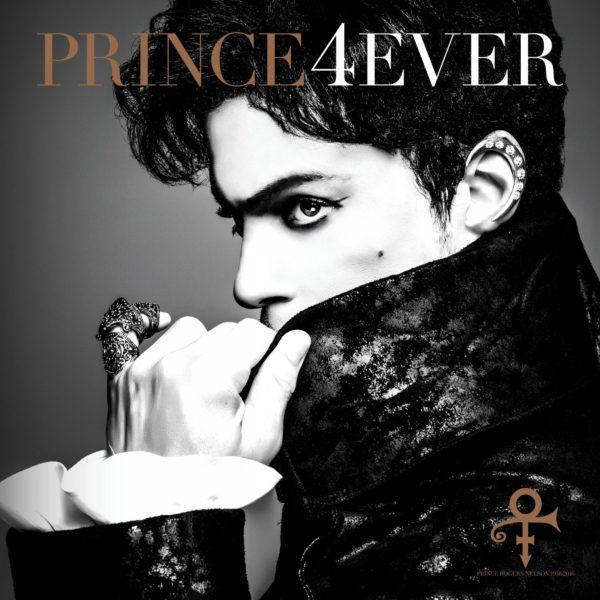 prince 4ever vinyl