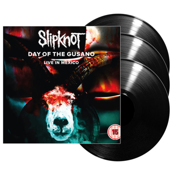 SLIPKNOT DAY OF THE GUSANO