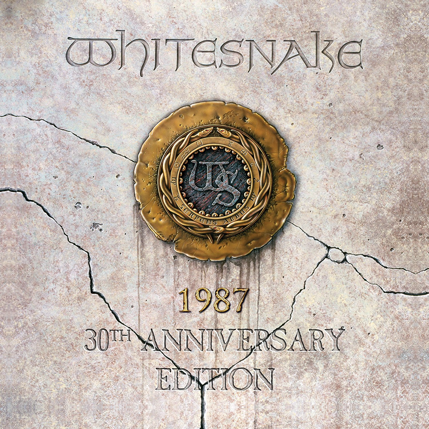 Super Snake 2017 >> Whitesnake - 1987 (30th Anniversary Vinyl Record) | MusicZone | Vinyl Records Cork | Vinyl ...