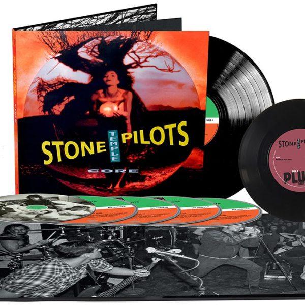stone temple pilots core 25th