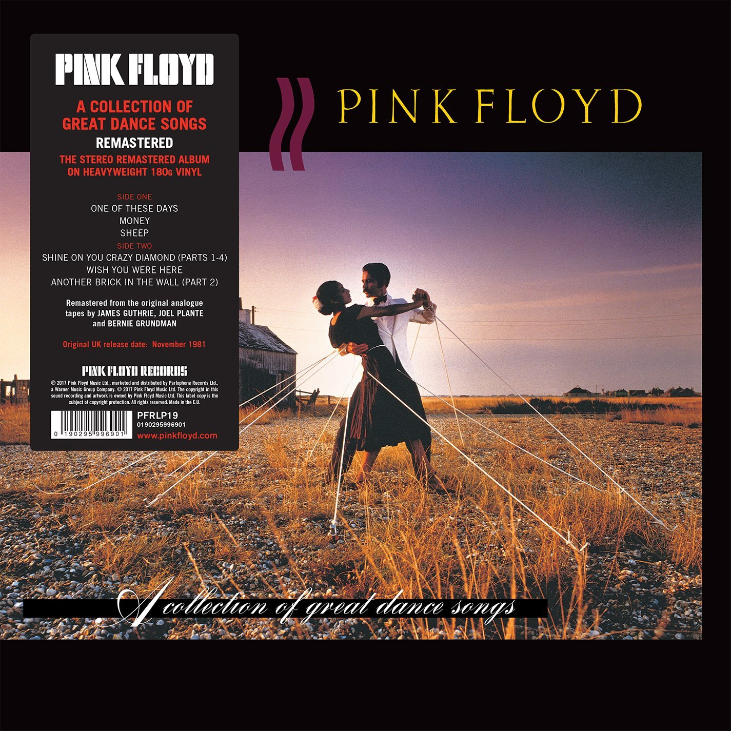 Pink Floyd – A Collection of Great Dance Songs (Vinyl)
