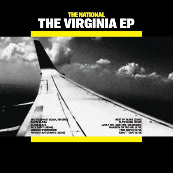 The National – The Virginia EP