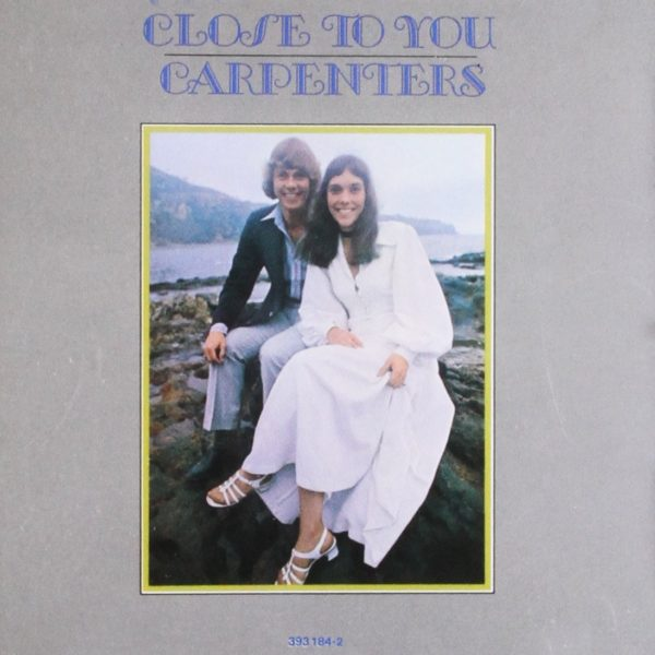 Vinyl Record pressing of Carpenters – Close To You
