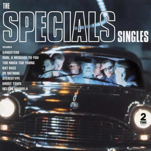 (1991) The Specials Singles