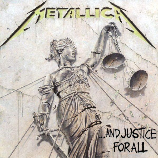 Metallica Justice Vinyl