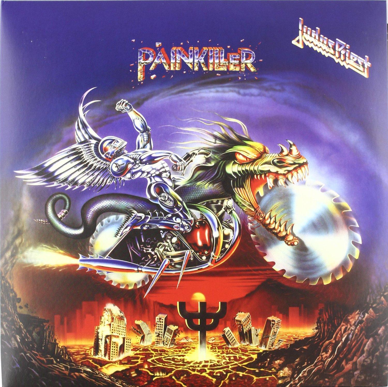 Judas priest – painkiller   animated covers.