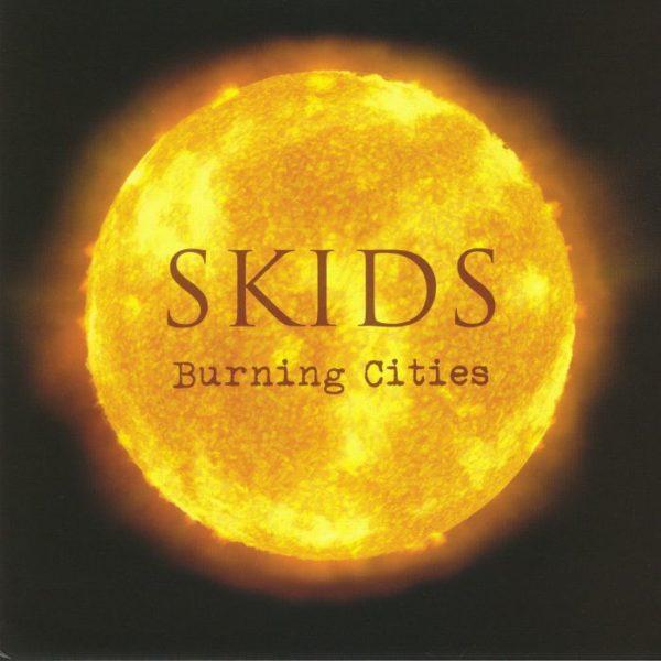 skids burning