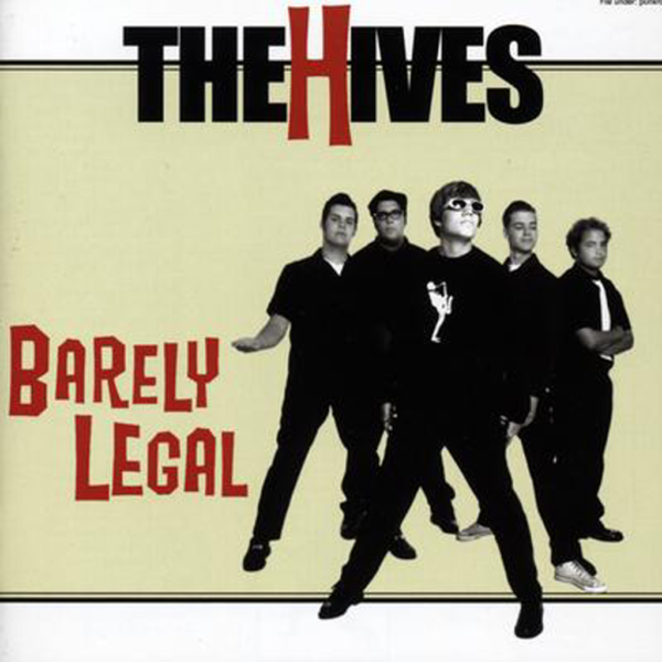 the hives barely