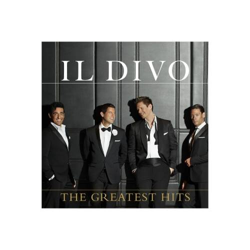 Il divo greatest hits cd musiczone vinyl records cork vinyl records ireland - Album il divo ...