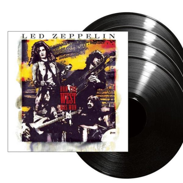 Led Zeppelin HWWW