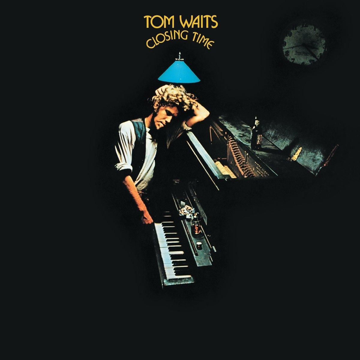 Tom Waits Closing Time 2018 Vinyl Remaster Musiczone