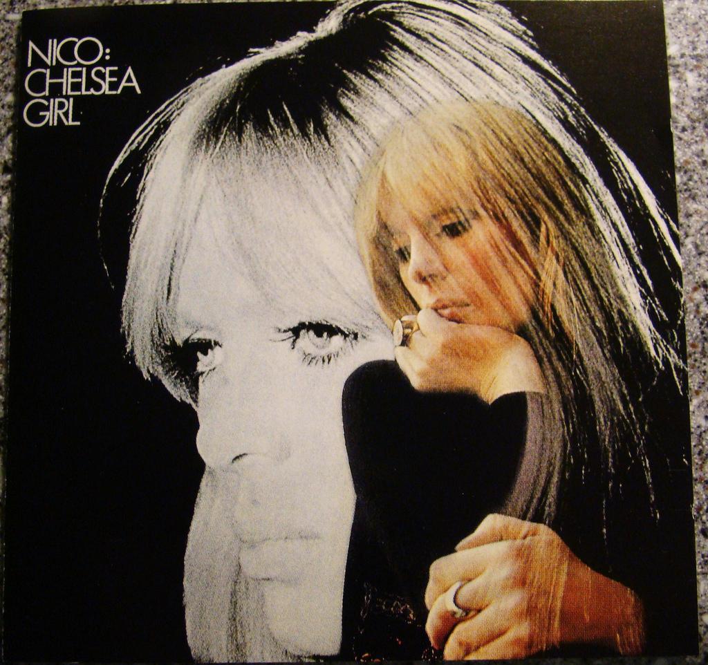 Nico Chelsea Girl Vinyl Musiczone Vinyl Records