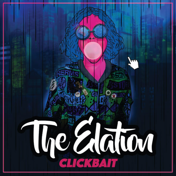 The Elation – Clickbait Cover