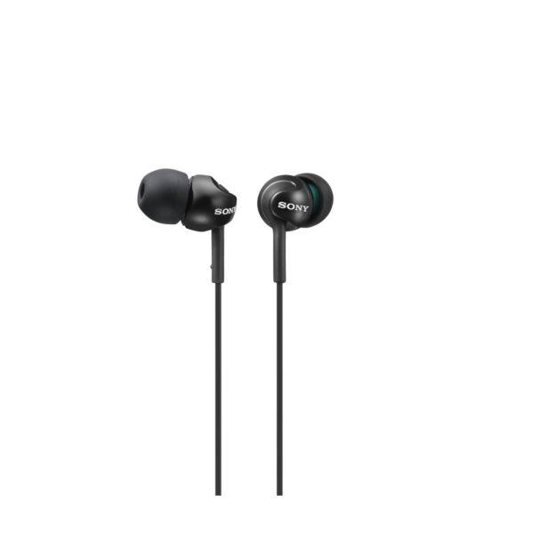 Sony – Earphone – High-Quality – Black