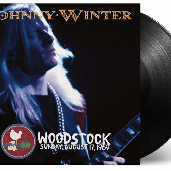 johnny winter woodstock