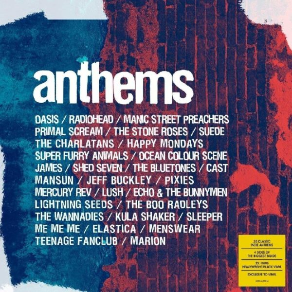 anthems various